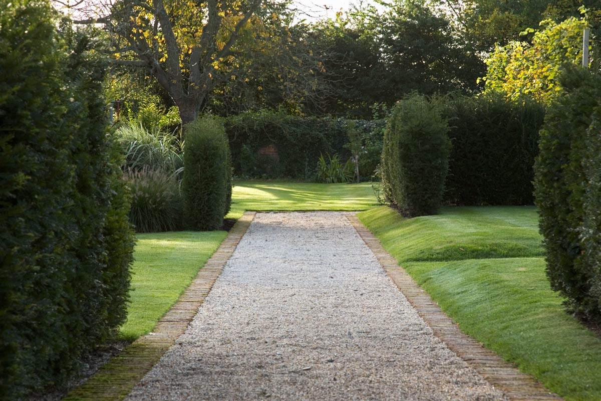 Oxfordshire Garden | Projects | Iona Hilleary Landscape ...